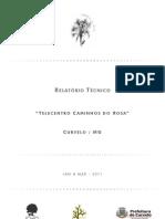 2011 Relatório Técnico - Telecentro Caminhos do Rosa - Curvelo (Jan a Mar)