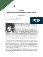 Foucault Pasolini Las Meninas