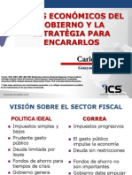 Mitos del Gobierno Ecuatoriano