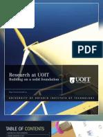 2010-2011 Research Viewbook