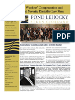 Spring 2011 Firm Newsletter