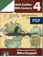 Light Machine Guns (British Soldier in the 20th Century 4)