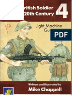 Light Machine Guns (British Soldier in the 20th Century 4)