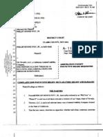 Ivey-Tiltware Complaint 060111
