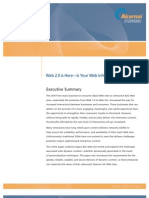 Akamai Web 2.0 Whitepaper