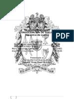 Informe III (Consolidación de suelos)