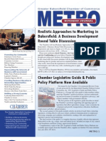 METRO Business Journal - June 2011