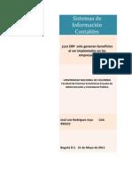 Sistemas de Información Contables