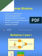 Arquitectura de Computadores-Sistemas Binários - IST