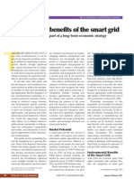 Benefits of the Smart Grids - p104