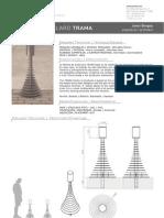 Mobiliario urbano Proiek - Bolardo Trama