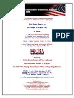 Voter Registration in Irvine-June 4th