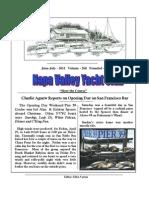 June-July 2011 NVYC Newsletter