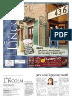 Inside Lincoln - June 2011