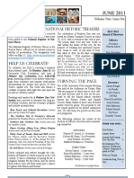 June 2011 UC Newsletter