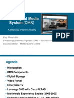 Cisco Digital Media System