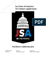 Cabinet Application