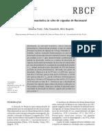 Avaliação biofarmacêutica in vitro de cápsulas de fluconazol