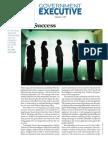 Government Executive | Secret of Success  September 1, 2007