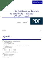 Auditores Internos ITFCH Jun 09