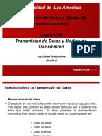 Capitulo III Transmision de Datos