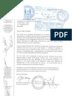 Carta a Omar Chehade, candidato a la 2da Vice Presidencia por Gana Perú