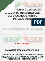 Apostila Equipe Trader Teoria de Dow