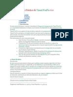 Manual Teorico Practico de Visual FoxPro 6