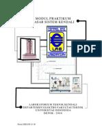 [Dokumen-129] Modul Praktikum Dasar Sistem Kendali S1 Reguler