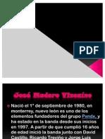 presentacion de pxndx