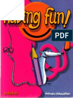Having Fun! 1 - Primary Education Workbook