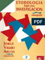 Metodologia de Investigación _ Jorge Vallejo Arcos