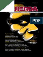 Revista Izquierda No. 12, junio-2011