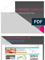 Pasos Para Crearse Cuenta en Speaking Image