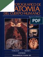 Yokoichi Atlas Fotográfico de Anatomia Humana