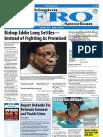 Washington D.C. Afro-American Newspaper, June 4, 2011