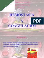 Medicina- Fisiologia He Most Asia Y COAGULACION Segunda Clase