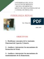 Tema 3b. Fisiologia Renal - Tibisay
