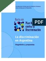 Plan Nacional contra la Discriminación