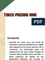 Token Passing Ring