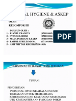Kdm Slide Konsep Personal Hygiene Askep