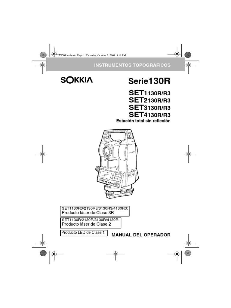 SOKKIAX130R Es Print