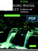 Drinking Water Quality - Problems & Solutions Gray