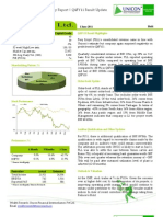 Punj Lloyd Ltd - Q4FY11 Result Update