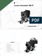 Nikon PB 4