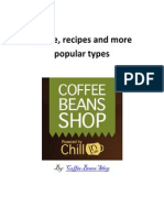 Coffee Online - Coffee Recipes