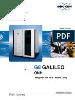 G8 Galileo_Máy phân tích Ô xy, Ni tơ, Hydro- Liên hệ