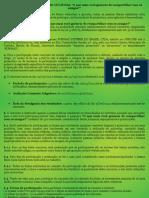 Regulamento SUBWAY