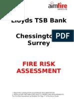 Lloyds TSB Bank Chessington 001 RA