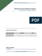4.SoftwareProjectPlan_NIDS